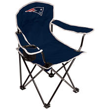 NFL New England Patriots Kids' Tailgate Chair