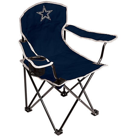 the latest ad972 a6abf NFL Dallas Cowboys Kids' Tailgate Chair