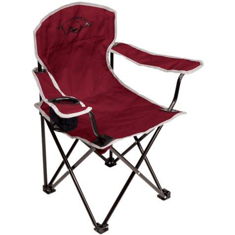NCAA Arkansas Razorback Kids' Tailgate Chair