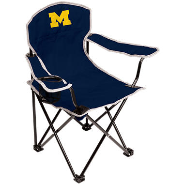 NCAA Michigan Wolverines Kids' Tailgate Chair