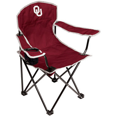 NCAA Oklahoma Sooners Kids' Tailgate Chair