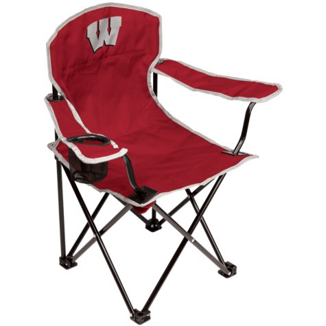 NCAA Wisconsin Badgers Kids' Tailgate Chair