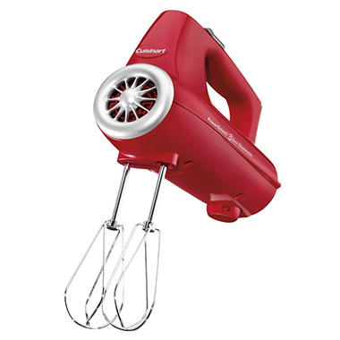 Cuisinart Power Select 3-Speed Electronic Hand Mixer - Various Colors