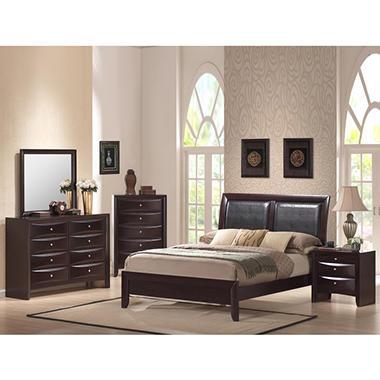 madison bedroom set.  Madison Bedroom Set Choose Size Sam s Club