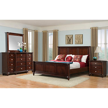 Gavin Bedroom Furniture Set (Assorted Sizes) - Sam\'s Club