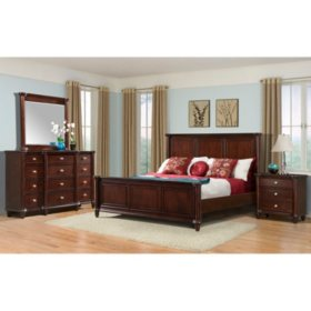 Gavin Bedroom Furniture Set Assorted Sizes