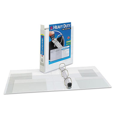 Avery Heavy Duty View Binder with One Touch EZD Rings - 1 1/2