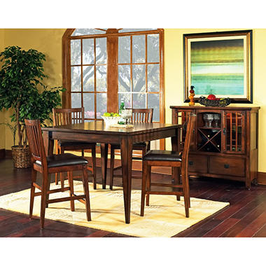 Clayton Counter Height Dining Set - 5 pc.