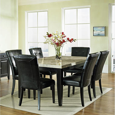 Marvelous Lauren Wells Brockton Dining 7 Piece Set