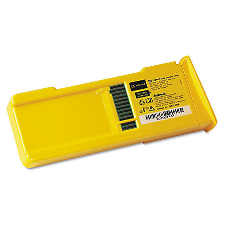 Defibtech - Replacement 5-Yr Battery Pack for LifelineAED DDU100 -  Incl. DAC-420 9V