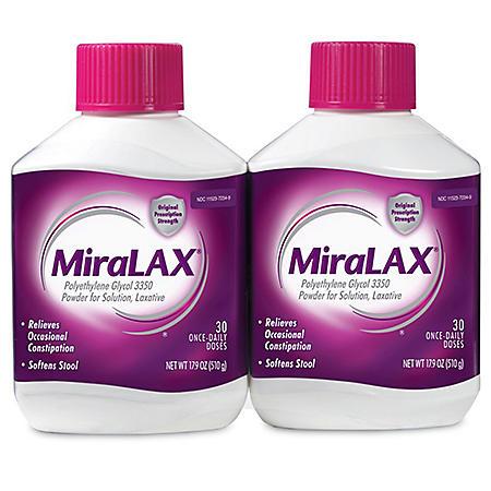 $5.50 off MiraLAX®