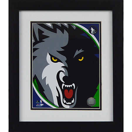 TIMBER WOLVES PTM WALL ART