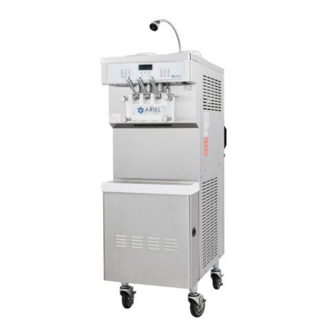 Ariel Triple Flavor Soft Serve Ice Cream and Yogurt Machine, High Capacity