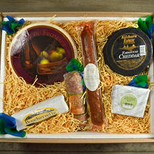 Crowd Pleasing Essentials Cheese and Charcuterie Collection (serves 40)
