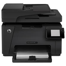 HP Color LaserJet Pro M177 Wi-Fi Multifunction All-In-One Laser Printer