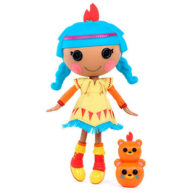 Lalaloopsy Doll - Feather Tell-a-Tale