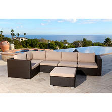 Francisco 6-Piece Outdoor Sectional