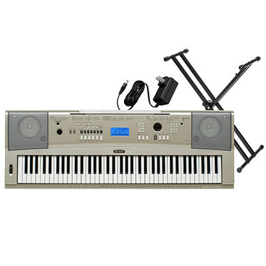 Yamaha 76 Key Piano-Style Keyboard