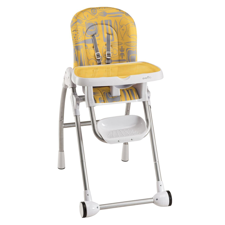 cooldesign evenflo easy fold high chair  cochabamba - evenflo modern  highchair multi use cover bundle tangerine cooldesignevenflo easy fold high chair