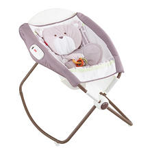 Fisher-Price My Little Snugabear Newborn Rock 'n Play Sleeper (Choose Your Style)
