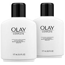 Olay Complete All Day Moisturizer, Sensitive Skin (6 fl. oz., 2 ct.)