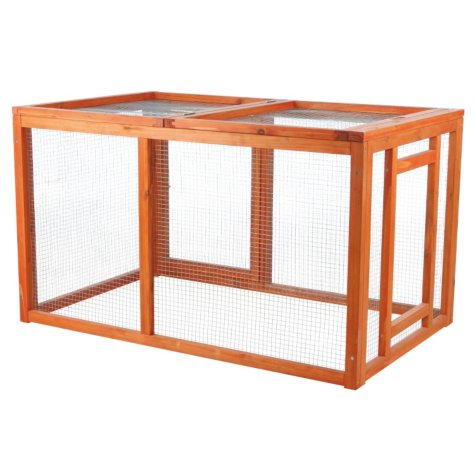 """Trixie Outdoor Run with Mesh Cover (45.25"""" x 26.75"""" x 27.75"""")"""