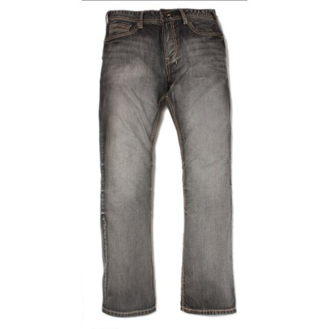 AXEL Black Rock Relaxed Straight Denim