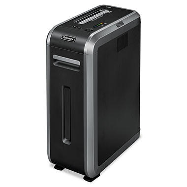 Fellowes - Powershred 125i 100% Jam Proof Heavy-Duty Strip-Cut Shredder -  18 Sheet Capacity
