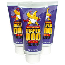 Super Duper Diaper Doo? - 2.5 oz. Tube, 3 pk.