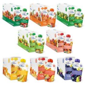 Plum Organics Stage 2 Organic Baby Food - Pick 3 Bundle