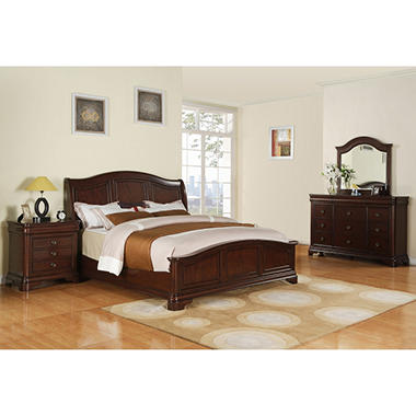 . Conley Bedroom Furniture Set  Assorted Sizes    Sam s Club