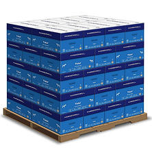 "Hammermill - Tidal MP Copy Paper, 20lb, 92 Bright, 8-1/2 x 11"" - 40 Case Pallet"