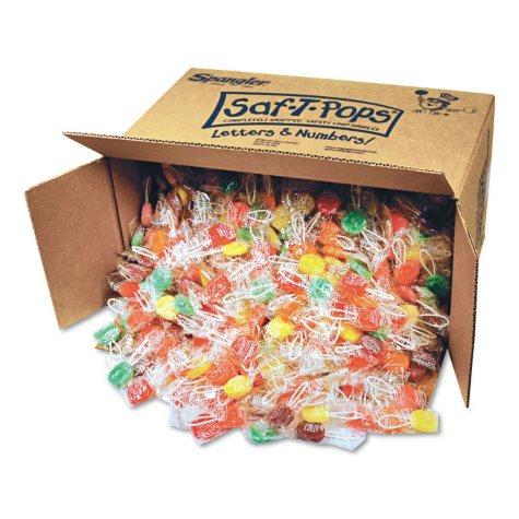 Spangler Saf-T-Pops - 25lb. Box