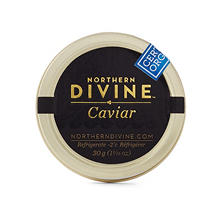 Northern Divine Certified Organic Sturgeon Caviar (30 g tin, 2 ct.)