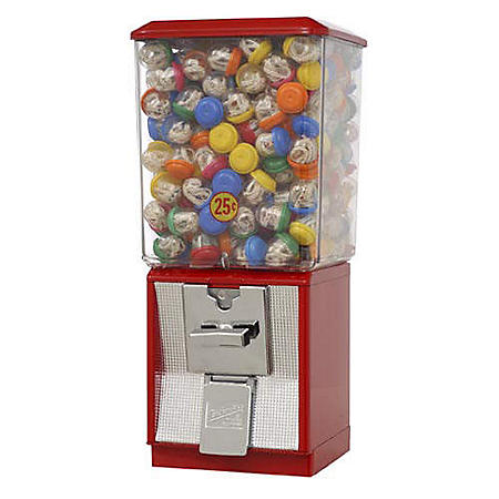 Northwestern Super 60 Capsule Machine - Red