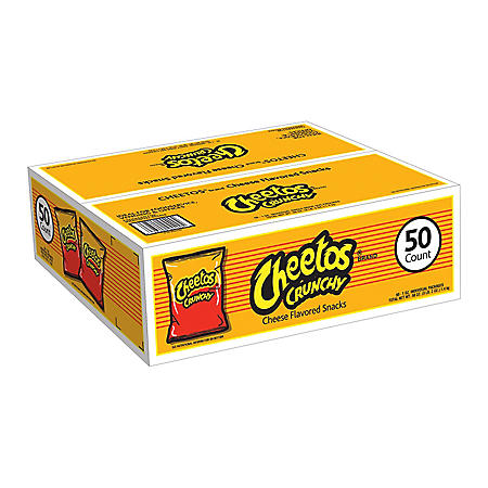 Cheetos Crunchy (1 oz., 50 ct.)