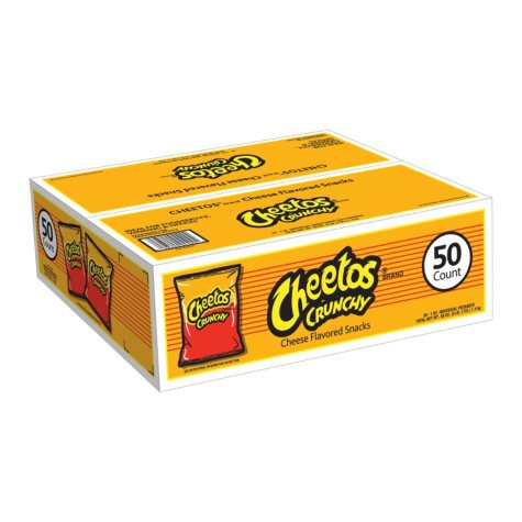 Cheetos Crunchy (1 oz., 50 ct.)