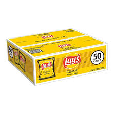 Lay's Classic Potato Chips (1 oz., 50 ct.)