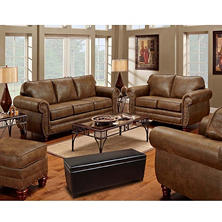 Sedona 4 Piece Living Room Set And 5 Gun Concealment Bench Part 51