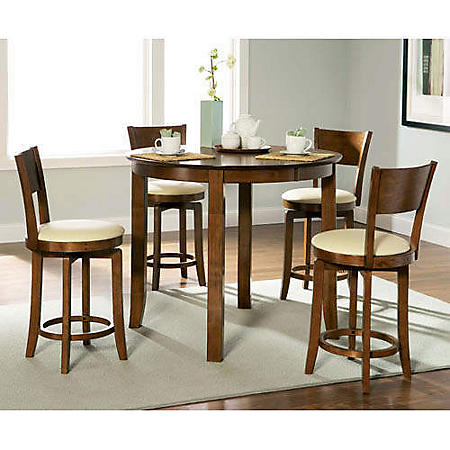 DISCONTINUED TABLE & 4 CHAIRS