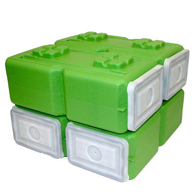 Foodbrick Stackable Storage Containers (3.5 gal. 4 pk.)  sc 1 st  Samu0027s Club & Foodbrick Stackable Storage Containers (3.5 gal. 4 pk.) - Samu0027s Club