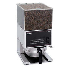 Bunn LPG Low Profile Coffee Grinder with 1 Hopper