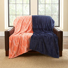 Lounge Throws, Set of 2