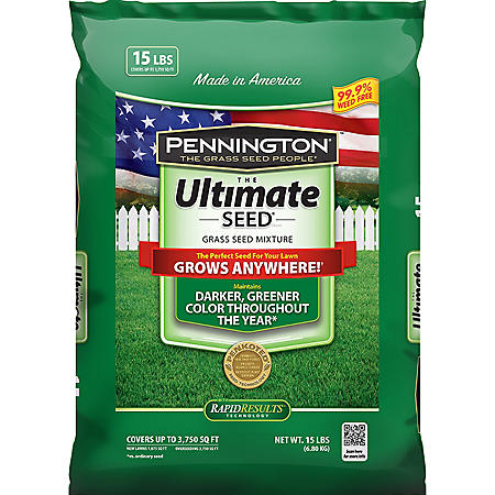 $4.50 off Pennington The Ultimate Seed® Grass Seed Mixture