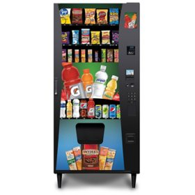 Selectivend Advantage Plus ADA Compliant Combo Vending Machine without Card Reader