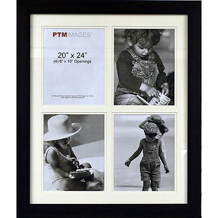PHOTOFRAME 4OPENINGS PTM WALL ART