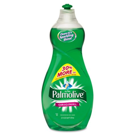 Ultra Palmolive Dishwashing Liquid, 20 oz. (12 ct.)