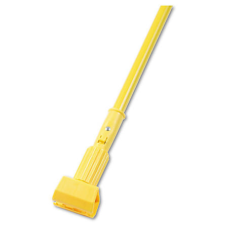"Unisan Plastic Jaws Mop Handle - 60"""