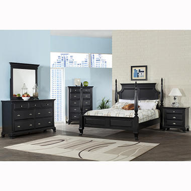 Brinley Bedroom by Lauren Wells - King -6 pc.