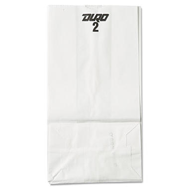 #2 White Paper Bags (500 ct.)